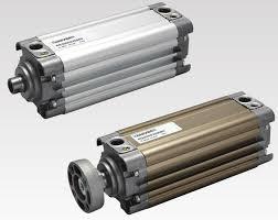 Pneumatik Kompaktzylinder verstärkt