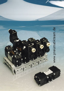 Magnetventile ISO 5599/1
