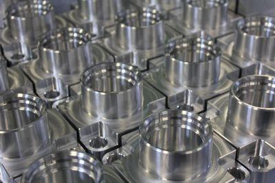 Zylinderköpfe aus der CNC-Fertigung