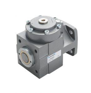 Kolbenstangenbremse für Pneumatikzylinder