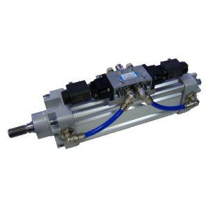Pneumatikzylinder-Ventil-Einheit